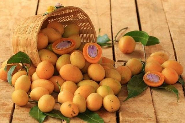 Buah-buahan Langka Asal Kalimantan