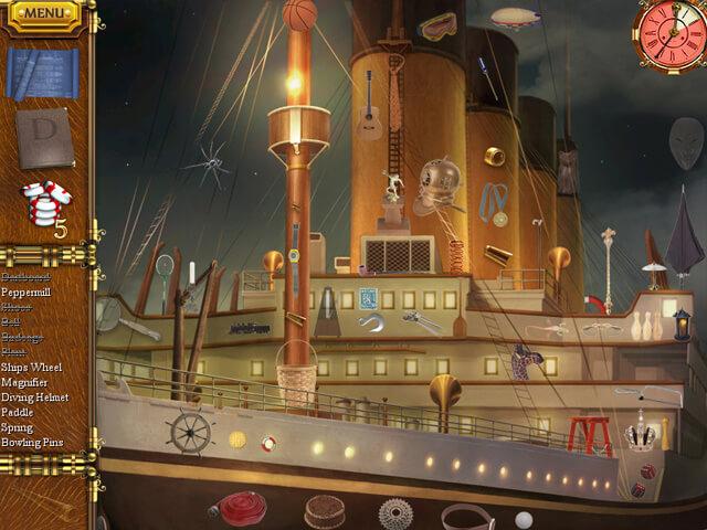 تحميل لعبة تيتانيك