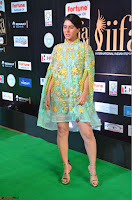 Isha Talwar in Transparent Cute Small mni dress at IIFA Utsavam Awards 2017  Day 2    HD Exclusive Pics 24.JPG