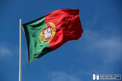 Resultado de imagen de portugal bandera