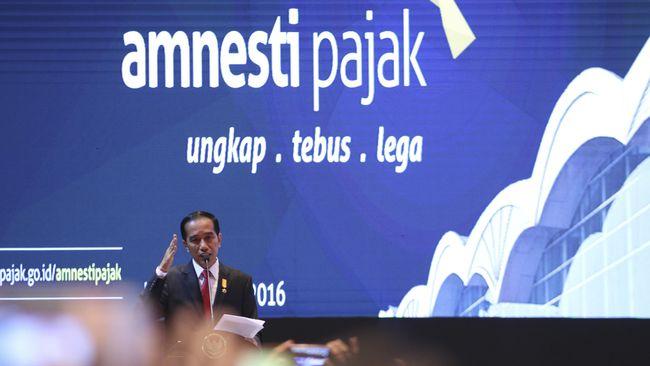Wow, Deklarasi Aset Amnesti Pajak Indonesia Tertinggi di Dunia