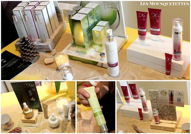 Atelier Beauté Les Victoires de la Beauté - Ixxi Cosmetics - Les Mousquetettes©