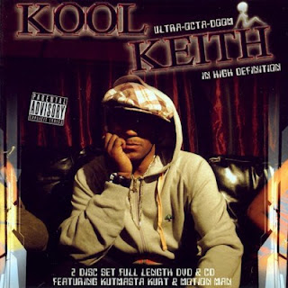 Kool Keith Featuring Kutmaster Kurt, Motion Man - Ultra-Octa-Doom (2007) FLAC