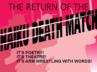 Haiku Death Match logo