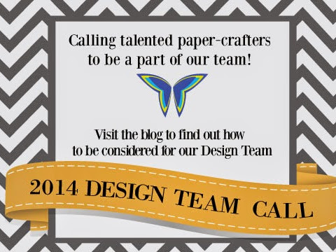 Last call for the Design Team Call..... Don't miss your chance to be a part of the team!
