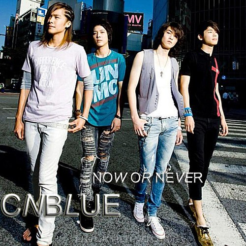CNBLUE – Now Or Never (Japanese Ver.) – EP (FLAC + ITUNES PLUS AAC M4A)