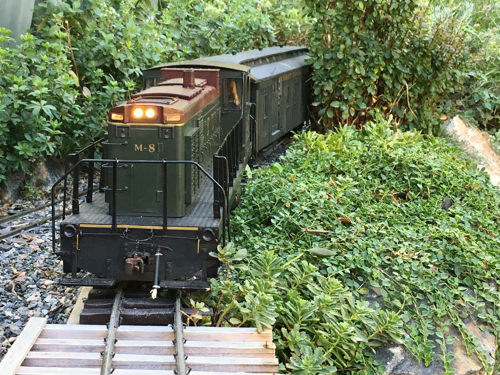 tuscarora railroad