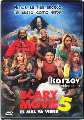 Scary Movie 5 2013 Kh24hd