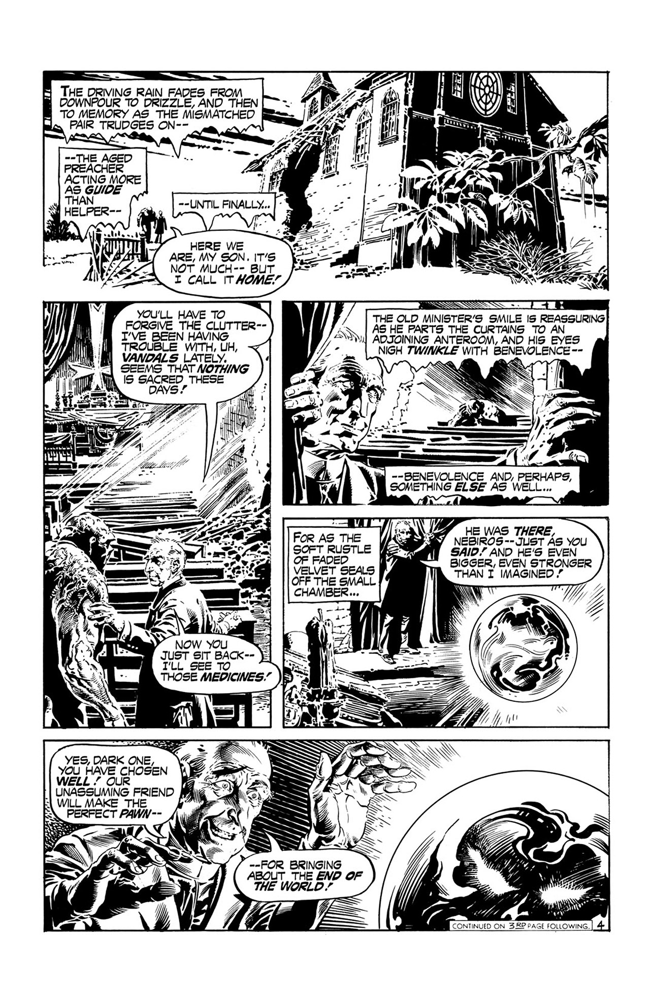 Swamp Thing (1972) Issue #15 #15 - English 5