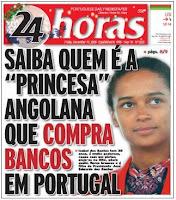 Isabel Santos BPN Angola deve dinheiro