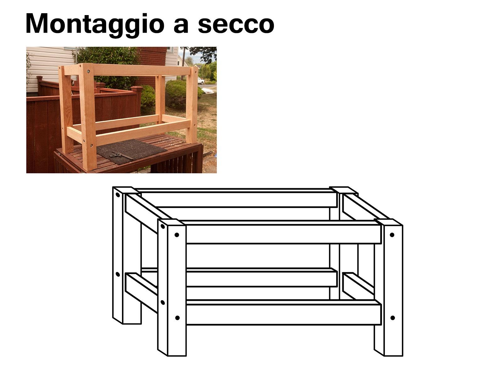 Pietro maker artigiano 2 0 fai da te video tutorial hobby for Progetto casa in legno pdf