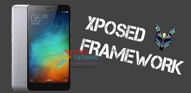 Seperti Apa Cara Install Xposed Framework Xiaomi Redmi Note 3 PRO yang Menggunakan Root Magisk Systemless? Ini Tutorial Lengkapnya