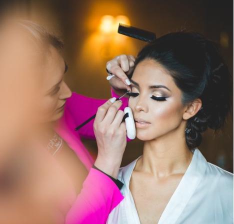 Primer for Bridal makeup package