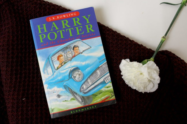 Re-reading Harry Potter and the Chamber of Secrets