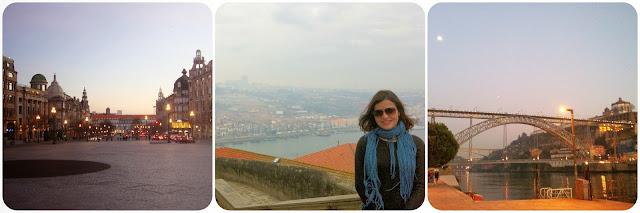 Portugal / Porto / Rio Douro / Praça da Ribeira
