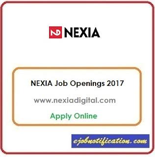 NEXIA Hiring iOS Developer Jobs in Bangalore Apply Online