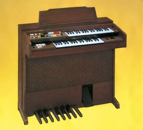 1982 yamaha a55 electone home organ planet botch for Classic house organ bass