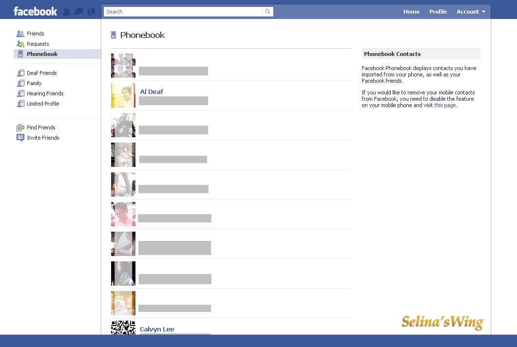 how to change close friends on facebook