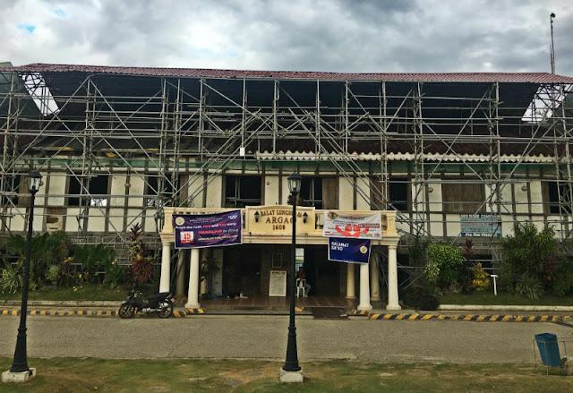 Balay Lungsod Sa Argao Cebu