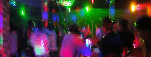 Nightlife in Koh Kong
