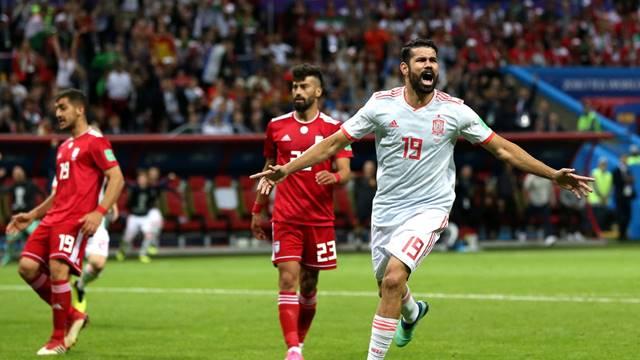 Hasil Pertandingan Iran vs Spanyol - Piala Dunia 2018