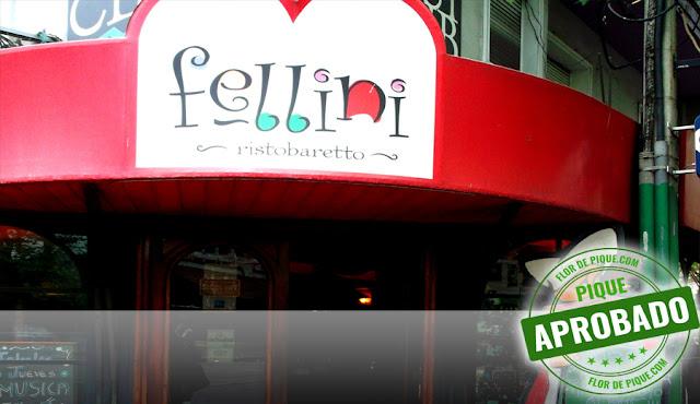Fellini Restaurant en Pocitos - Comentarios y Experiencia