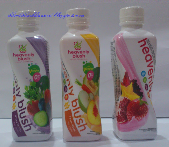 Mixed Berries, Peach Mango, Straw Pome, heavenly blush, jakarta, indonesia, yogurt drink