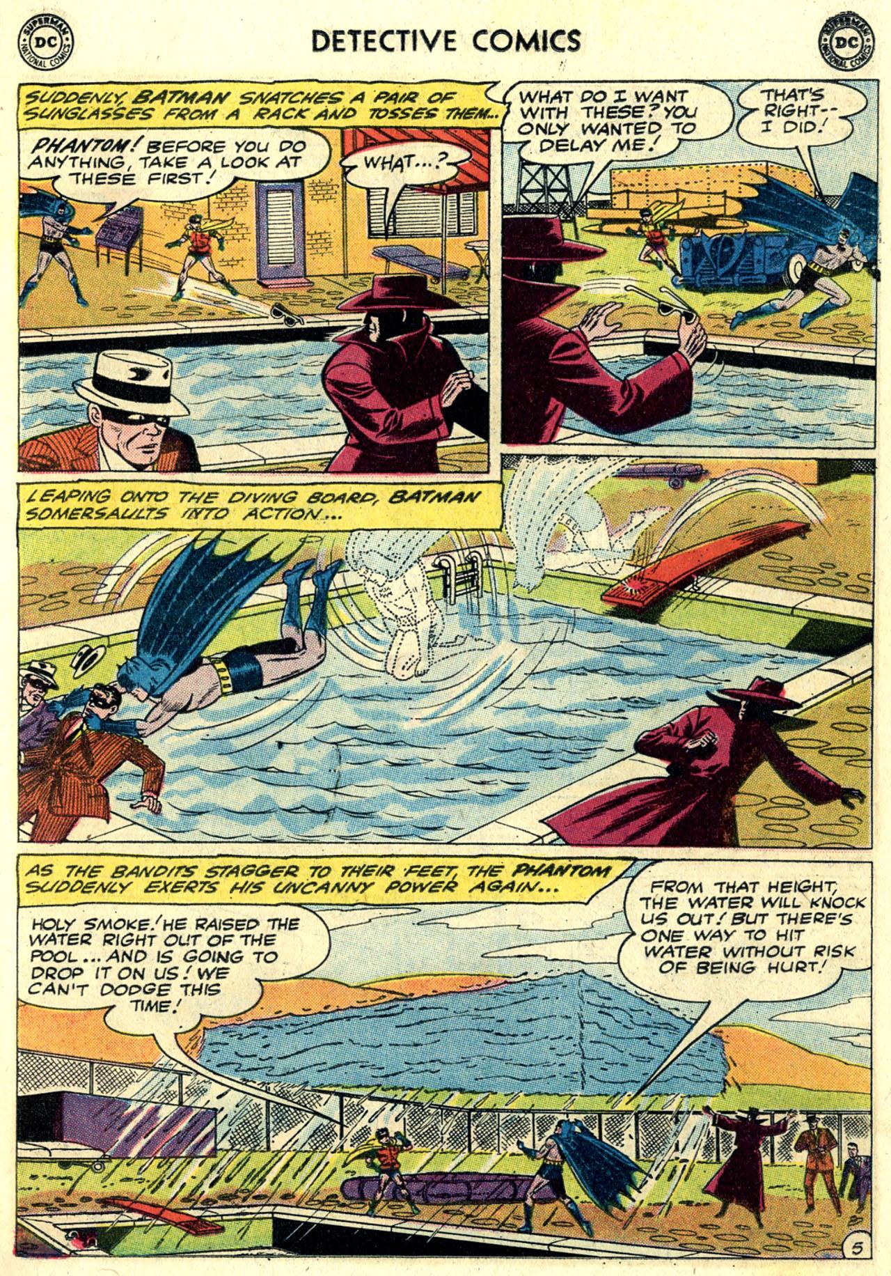 Detective Comics (1937) 283 Page 6