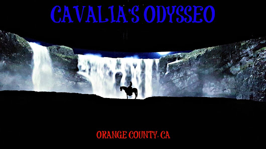 Show Review: Cavalia's Odysseo Orange County | @Cavalia #OdysseoOC