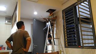 Warih Homestay - Supervisor Memastikan Kerja Yang Dilakukan Adalah Berkualiti