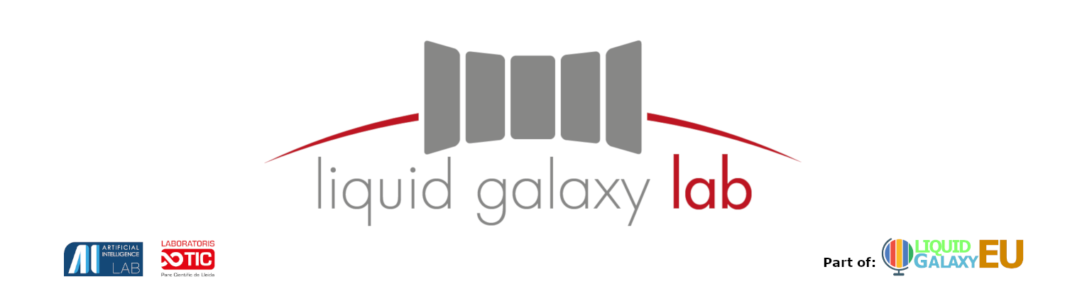 Liquid Galaxy LAB