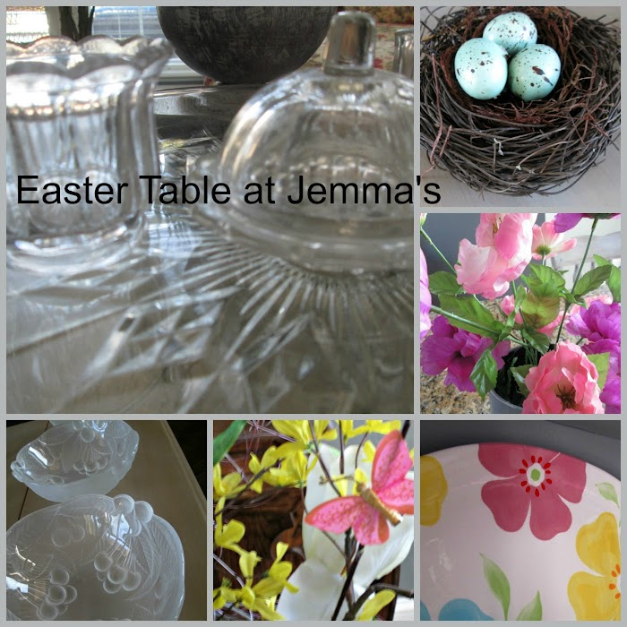 Jemma's Easter Table