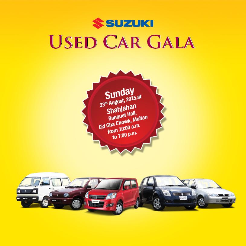 Certified Used Cars >> Suzuki Warranty Cars Suzuki Certified Used Car Gala