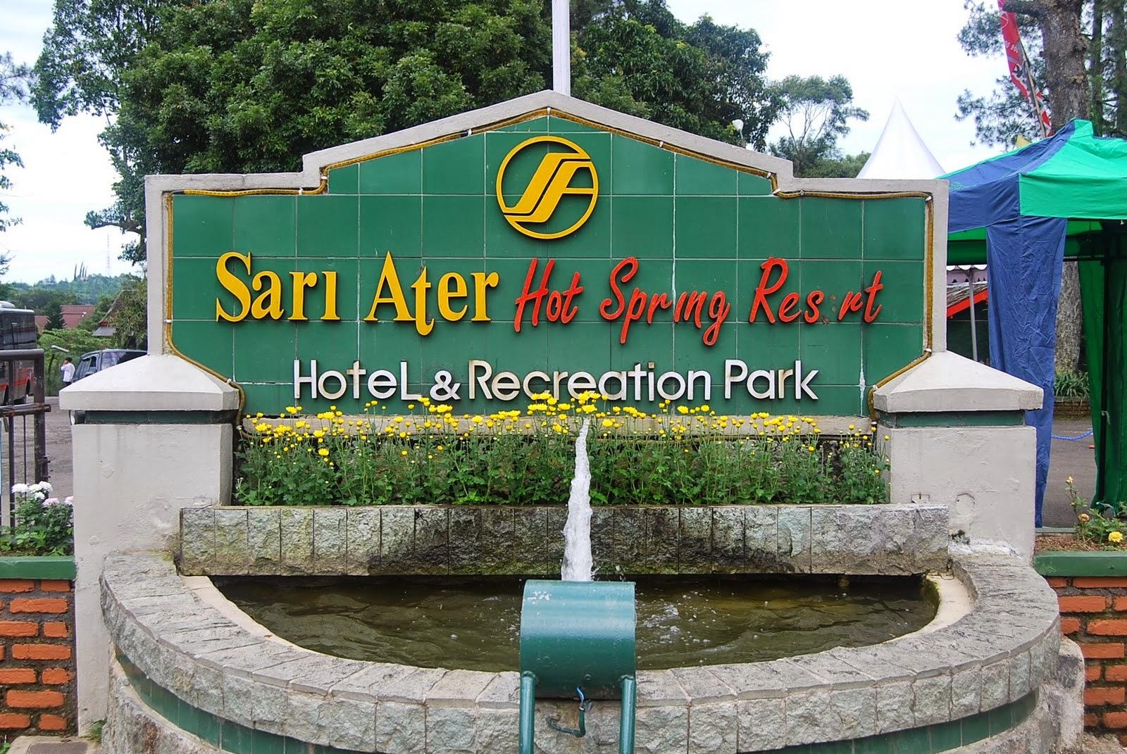 Taman Wisata Sari Ater
