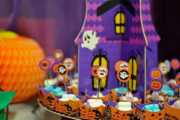 3bb8da2f626794 Dicas de Decoração Halloween: inspire-se!