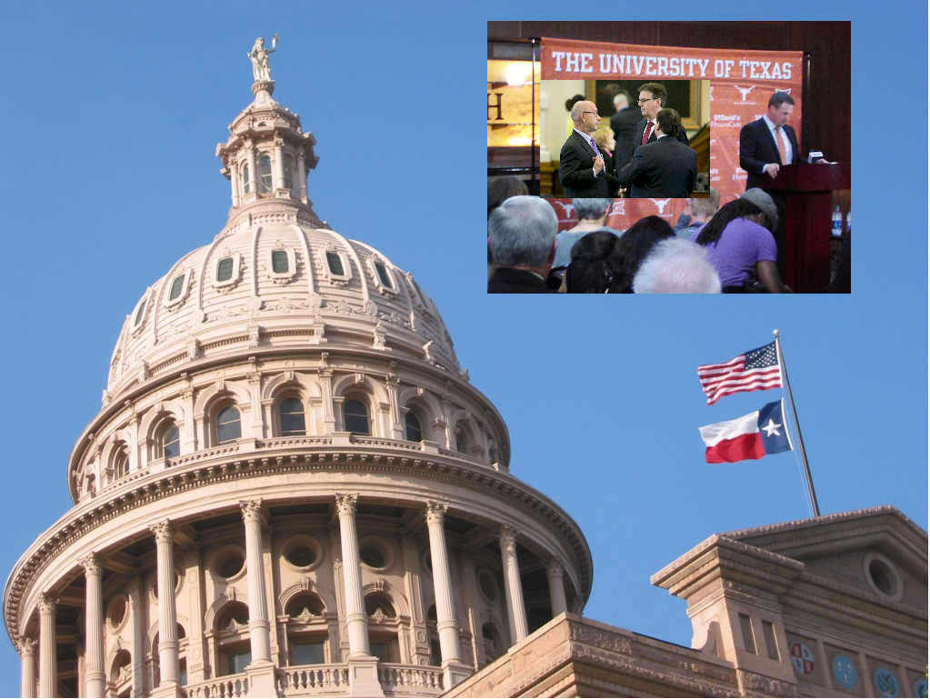 Conservative Candor >> Cahnman's Musings: How will Tom Herman hire impact U.T./Houston dynamic in the 85th #TXLEGE?!?