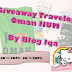 Giveaway Travelog Oman IIUM by Blog Iqa