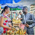 Yet-To-Be Couple Take Their Pre-Wedding Photo To The Market Where They Met