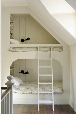 Inspiration Archive Built In Bunk Beds