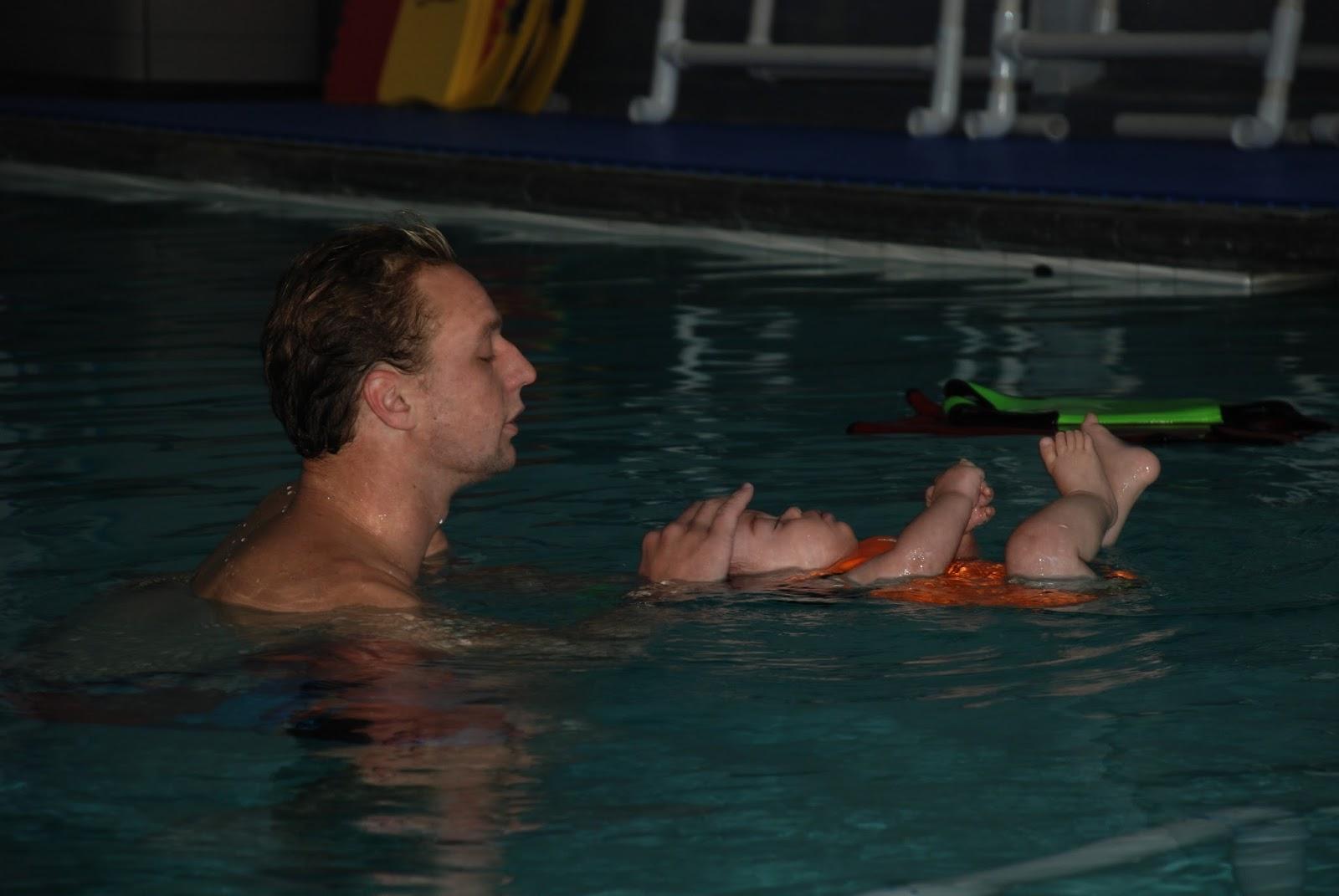 Deep Blue Swim School Infant Baby Swimming Classes Long