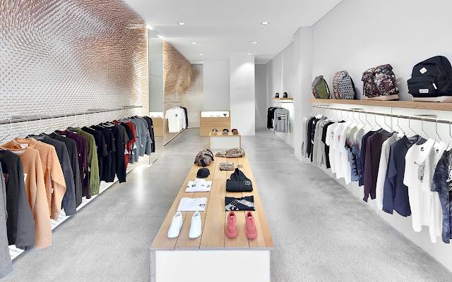 Shop thời trang áo quần