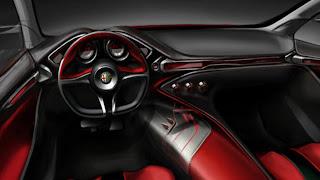 Dream Fantasy Cars-Alfa Romeo Concept Gloria