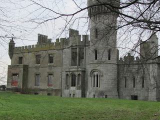 Side View of Duckett's Grove Carlow