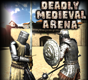 Deadly Medieval Arena Download Apk Android v1.8 Money Mod