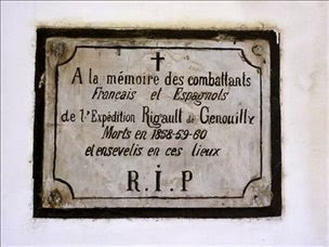 en memoria soldados españoles