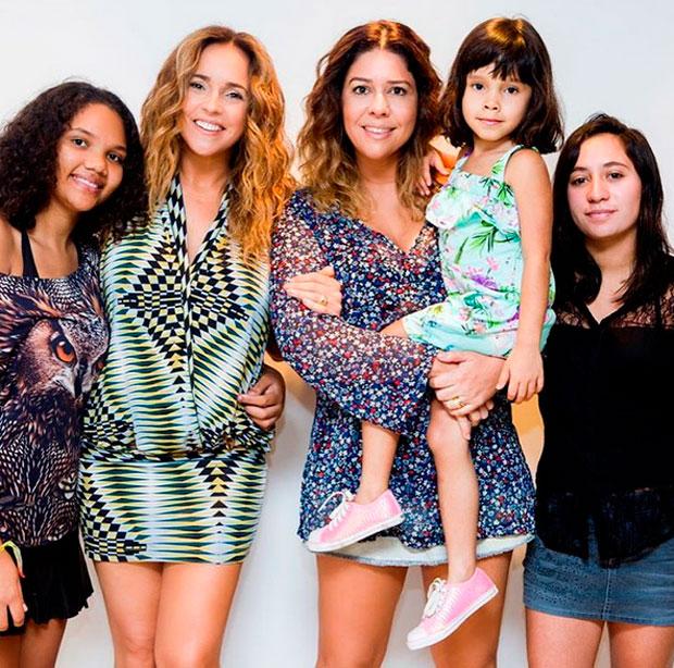 'Gosto de ter família grande' diz Daniela Mercury sobre desejo que Malu engravide
