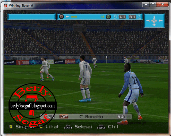 Winning Eleven 9 Full Version Highly Compressed