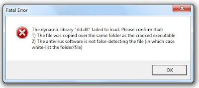 Tips Agar rld.dll di PES 2013 - 2014 Tidak ke Detect Virus