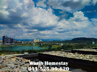 Warih-Homestay-Sky-Garden-With-Lake-View