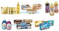 Logo Cashback con coupon Pantene, Coccolino, Carte D'Or,Viennetta, Cornetto Algida,Yoga
